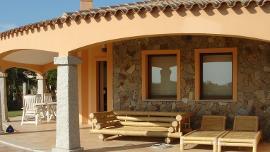 Villa Rei Sole Unifamiliare 8 posti letto sul mare (max 400 mt)