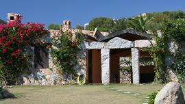 Stone villa by the sea, Sant'Elmo Residence