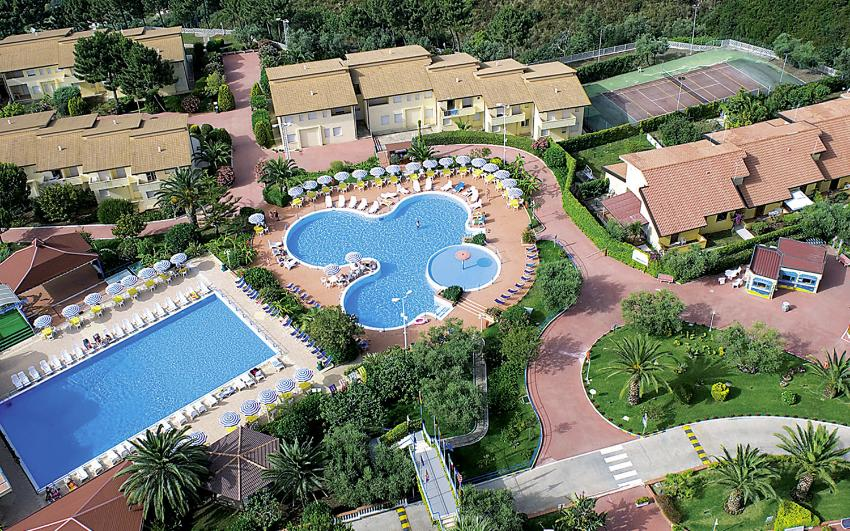 Villaggio Club La Pace – Tropea