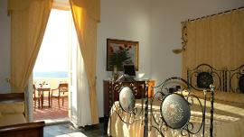 Room with Sea View Terrace - Villa Las Tronas Hotel & SPA