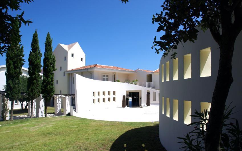 La Coluccia Hotel