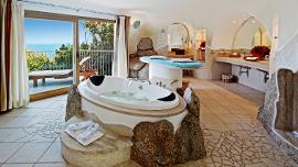 Spargi President Suite Sea View - Erica - Valle dell'Erica Resort Thalasso & SPA - Delphina