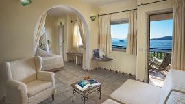 Sea View Deluxe Room - Capo D'Orso Hotel Thalasso & SPA - Delphina