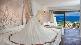 Sea View Junior Suite Executive  - Capo D'Orso Hotel Thalasso & SPA - Delphina