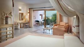 Junior Suite with Sea View  - Marinedda Hotel Thalasso & SPA