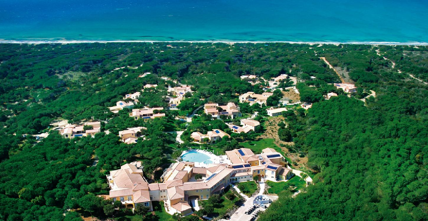 Is Arenas Resort, Narbolia