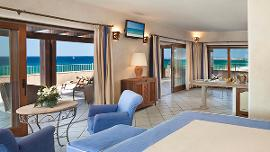 Duna Bianca President with Sea View  - Le Dune Resort & SPA