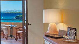 Single Room with Sea View - Capo D'Orso Hotel Thalasso & SPA - Delphina