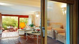 Junior Suite Cardinal - Capo D'Orso Hotel Thalasso & SPA - Delphina