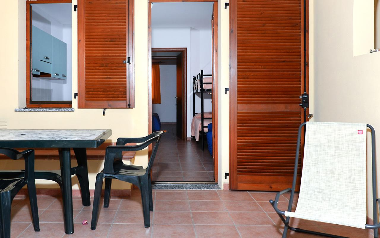 Comfort one bedroom apartment 4 Mori Family Village