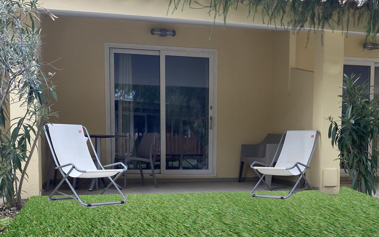 GREEN-HOME Zwei-Zimmer-Apartment 4 Mori Family Village