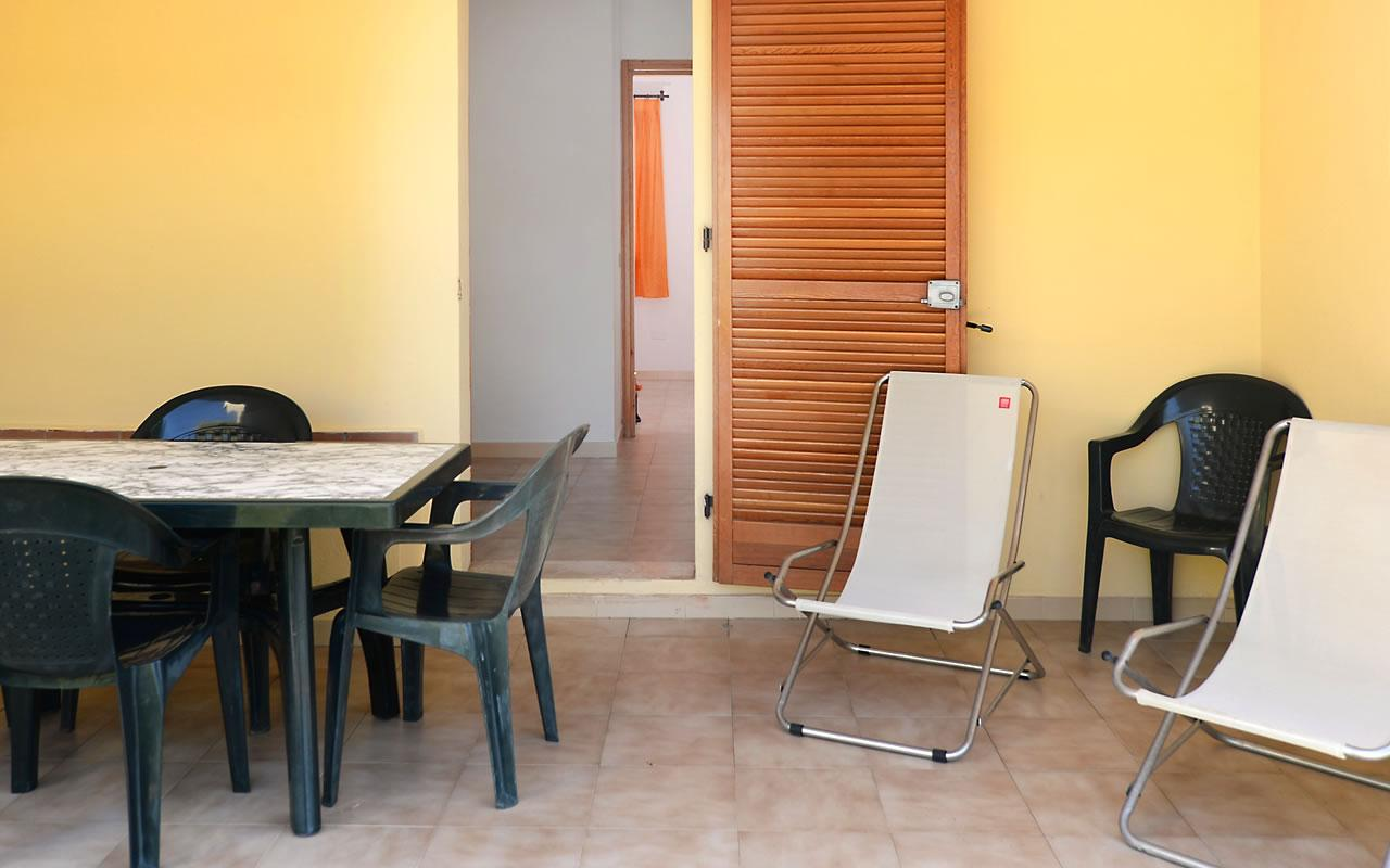 Standard one bedroom apartment 4 Mori Family Village