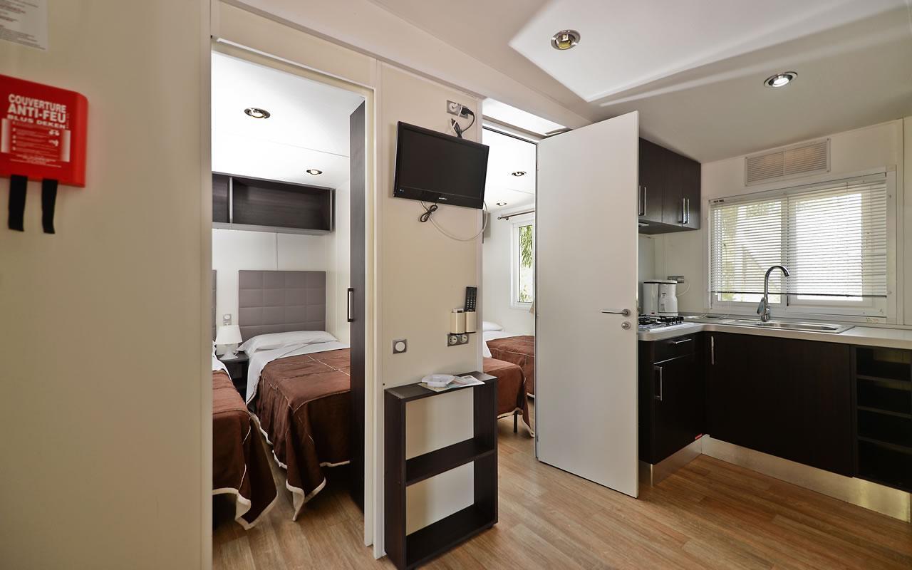 Next Mobile home Three bedrooms 4 Mori Family Village