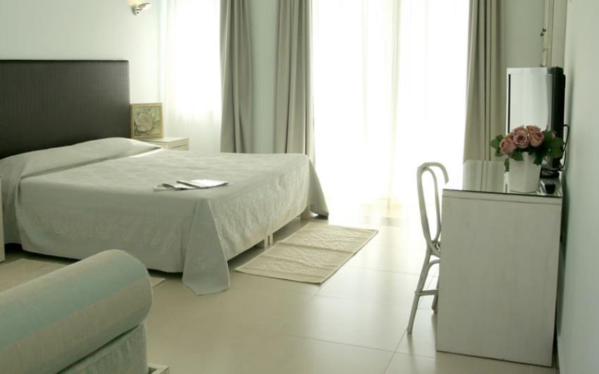 Junior Suite con vistas al mar Hotel Abamar Pula