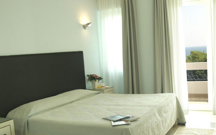 Rooms with seaviews Hotel Abamar Pula