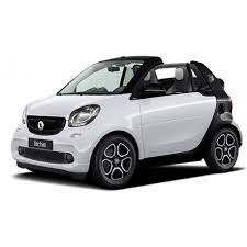 Foto Smart for Two Cabrio a noleggio