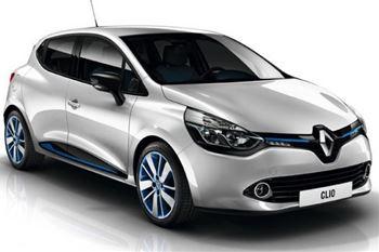 Foto Renault Clio a noleggio