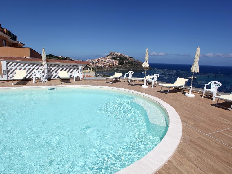 Ferienwohnungen Domus Castelsardo Club Zwei-Zimmer-Wohnung 1