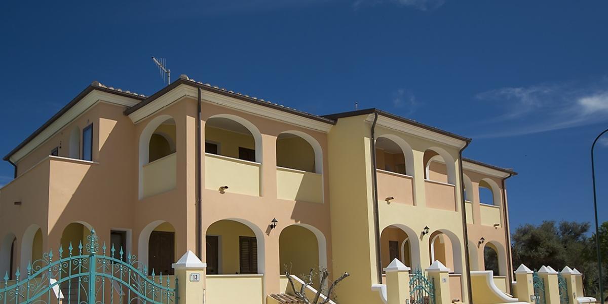 Apartments Domus Orosei #2
