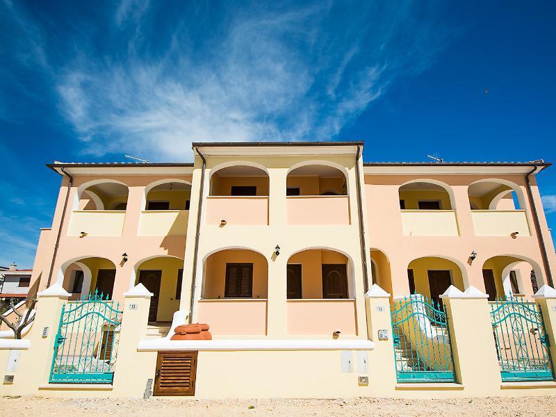Ferienwohnungen Domus Orosei 3-Zimmer-Wohnung  1