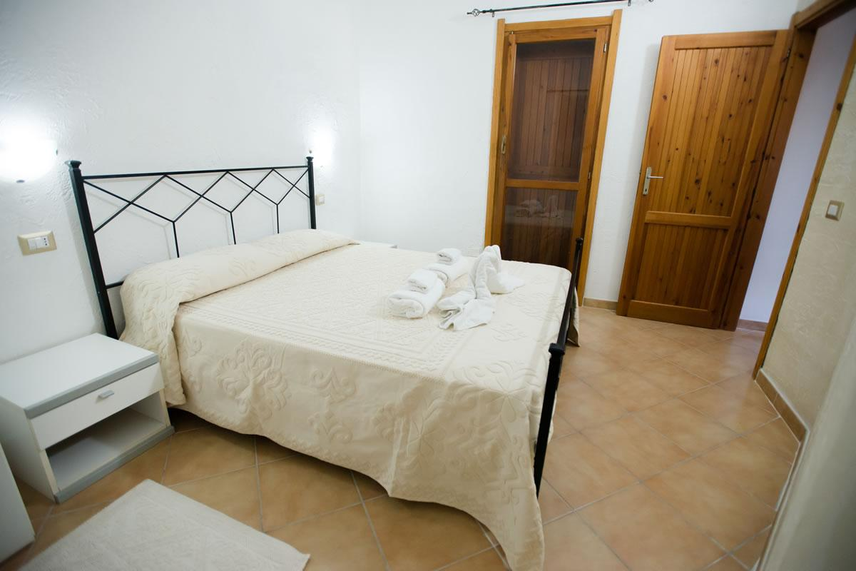 Three-room apartment 4/5 Baia delle Mimose Hotel Residence