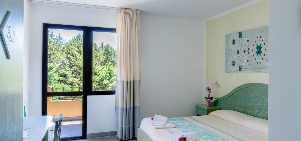 Standard Doppelzimmer Hotel Cala Dei Pini