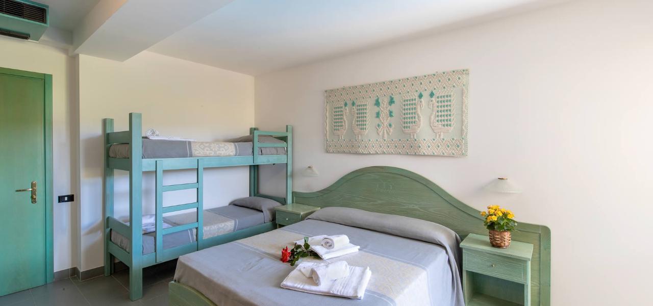 Family Room Hotel Cala Dei Pini