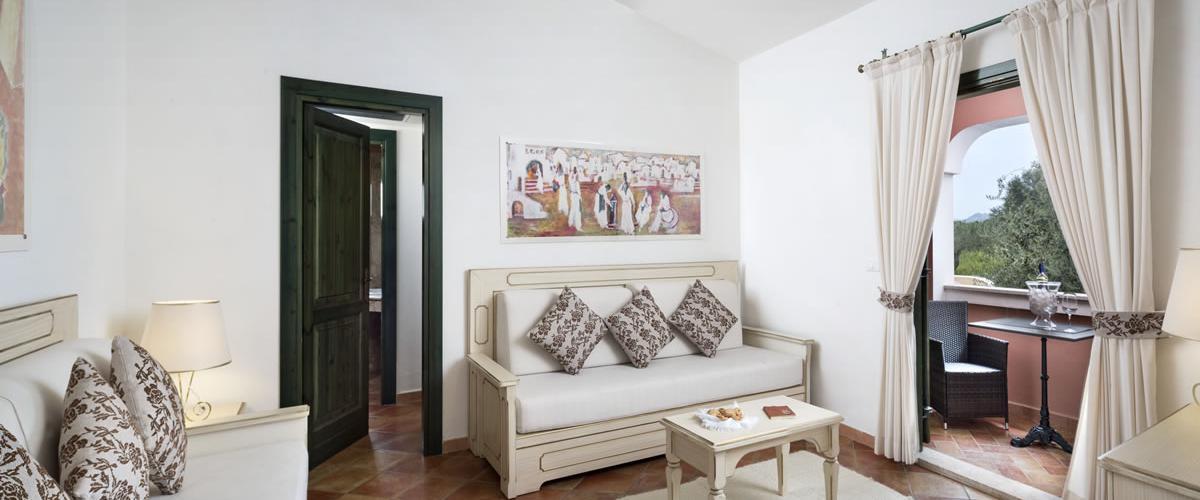 Camere per famiglie con bambini orosei sardegna i - I giardini di cala ginepro hotel resort ...