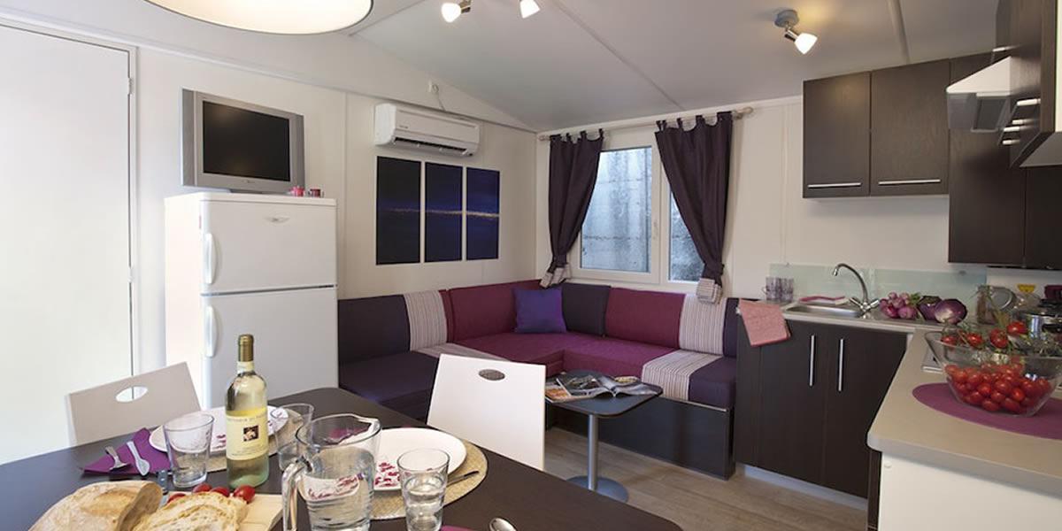 Luxury mobilheim in der n he des meeres von barisardo l for De club mobili
