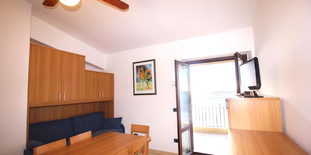 Trilocale fronte mare n. 45 Residence Due Mari