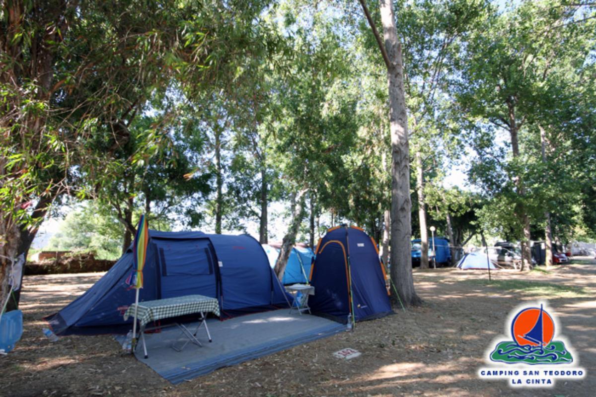 Standard Pitch Camping San Teodoro La Cinta