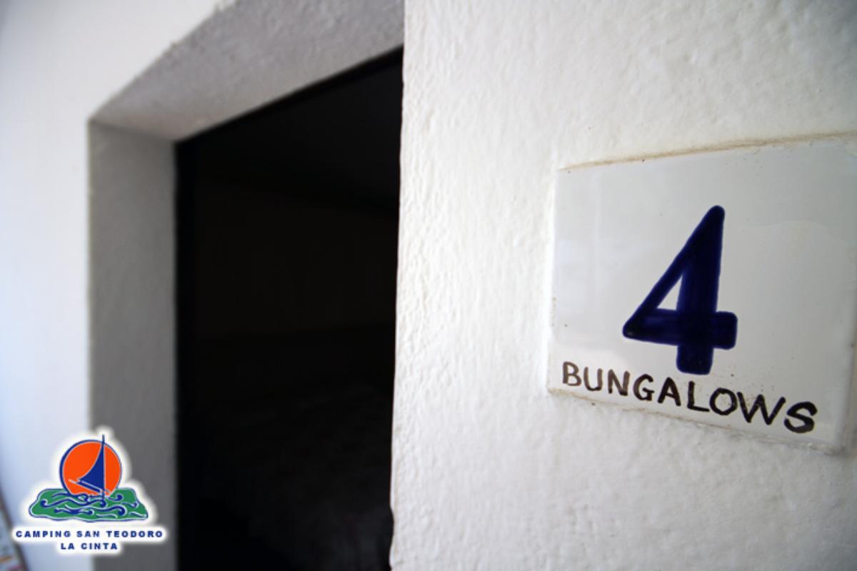 Bungalow Camping San Teodoro La Cinta