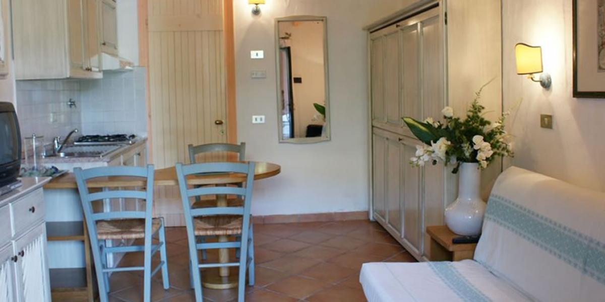 studios apartments in golfo aranci sardinien residence baia caddinas. Black Bedroom Furniture Sets. Home Design Ideas