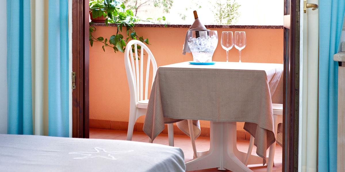 Camere Superior con Balcone Hotel Corallaro - Santa Teresa Gallura