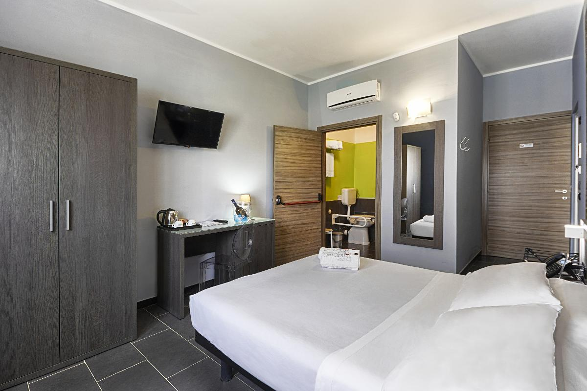 Chambre Standard Doric Bed Boutique Hotel