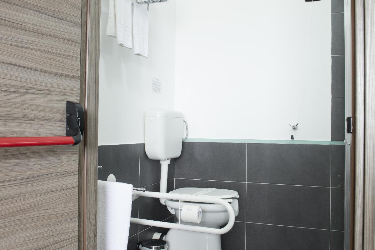 Camera Accessibile Doric Boutique Hotel