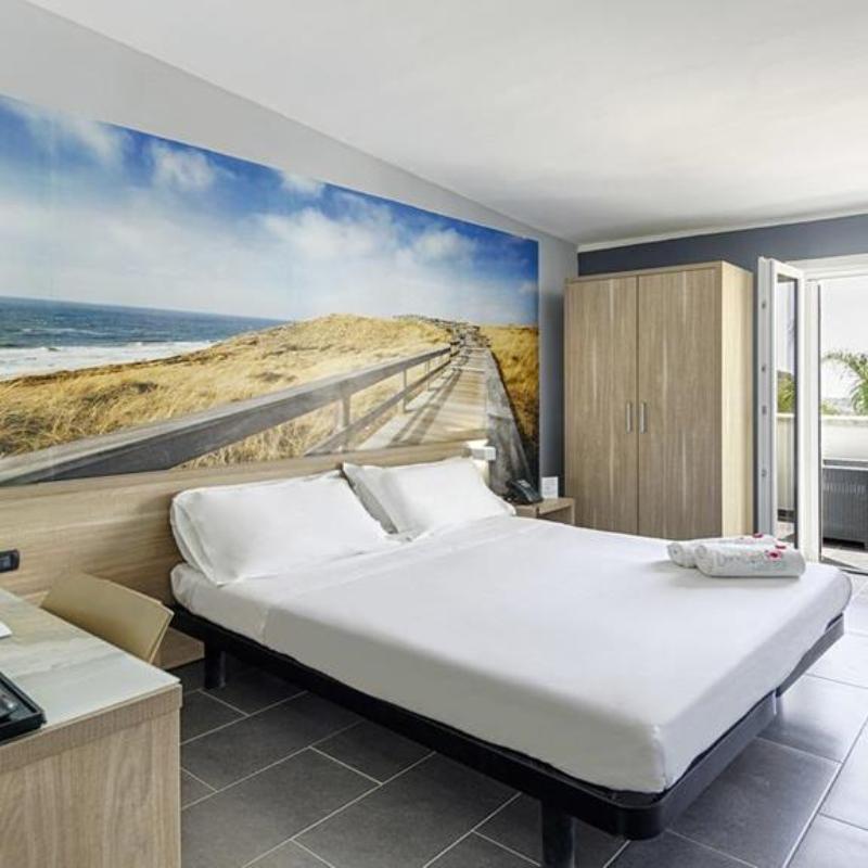 Standard avec balcon Doric Bed Boutique Hotel