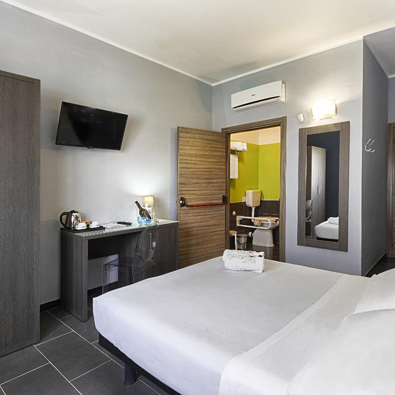 Chambres communicantes Doric Bed Boutique Hotel