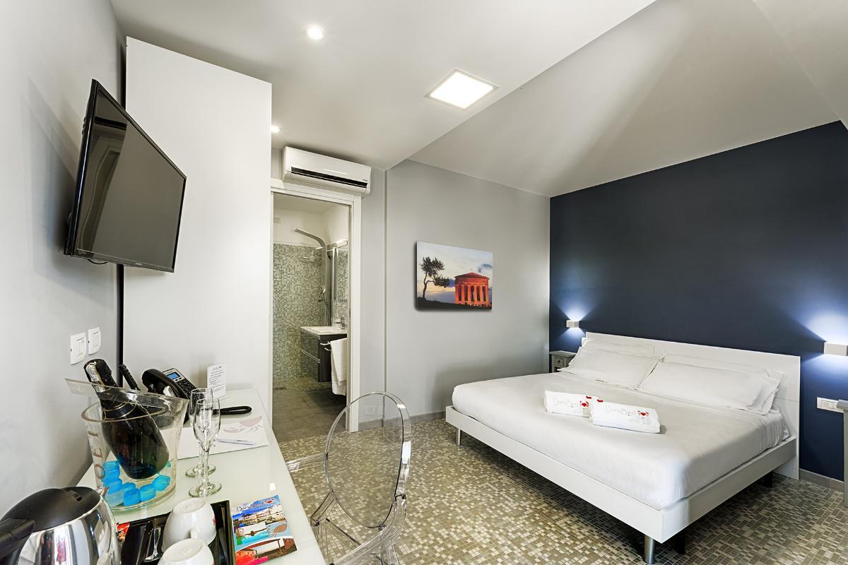 Chambre Dépandance Doric Bed Boutique Hotel