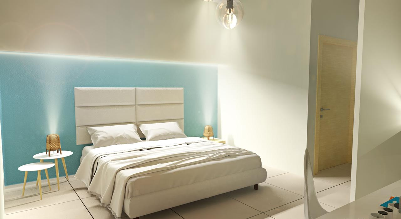 Corallina Room Esmeralda's Rooms