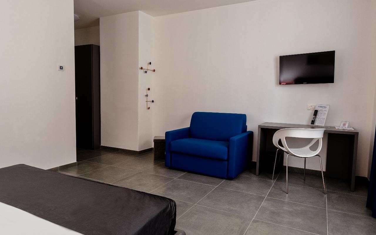 Chambre Triple Hotel Essenza