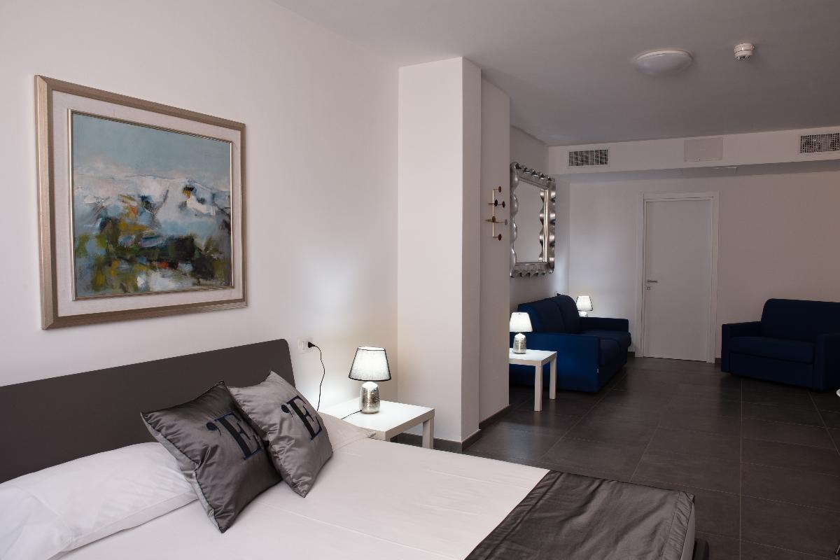 Junior Suite Hotel Essenza