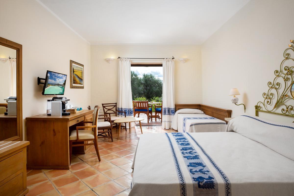 Hotel Airone esterni