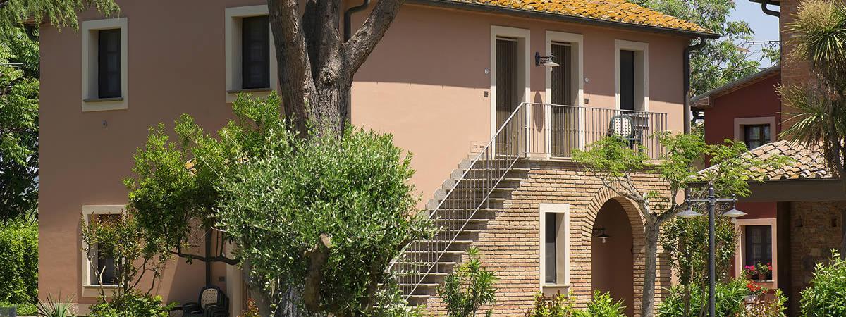 Ferienhäuser Bolgheri Castagneto Carducci - Casale Etrusco