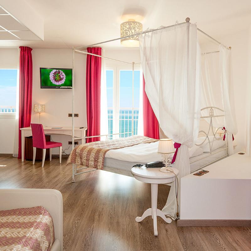 Junior Suite Romantica Regent's Hotel