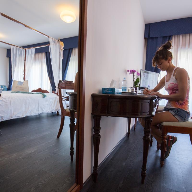 Junior suite Fantinello Hotel