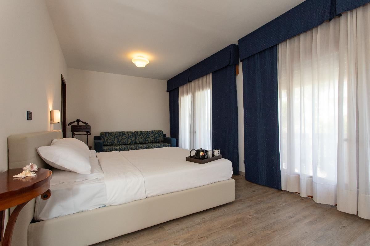 Style Junior suite Fantinello Hotel