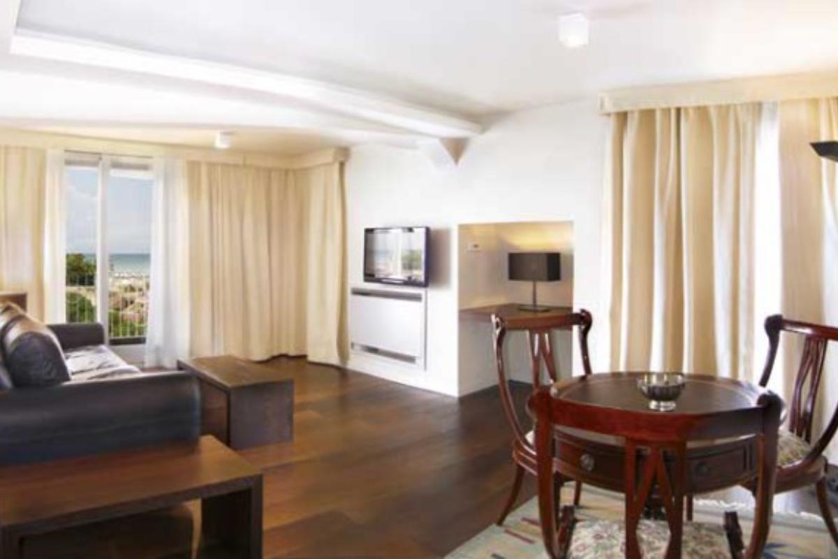 Deluxe Suite mit Meerblick Fantinello Hotel