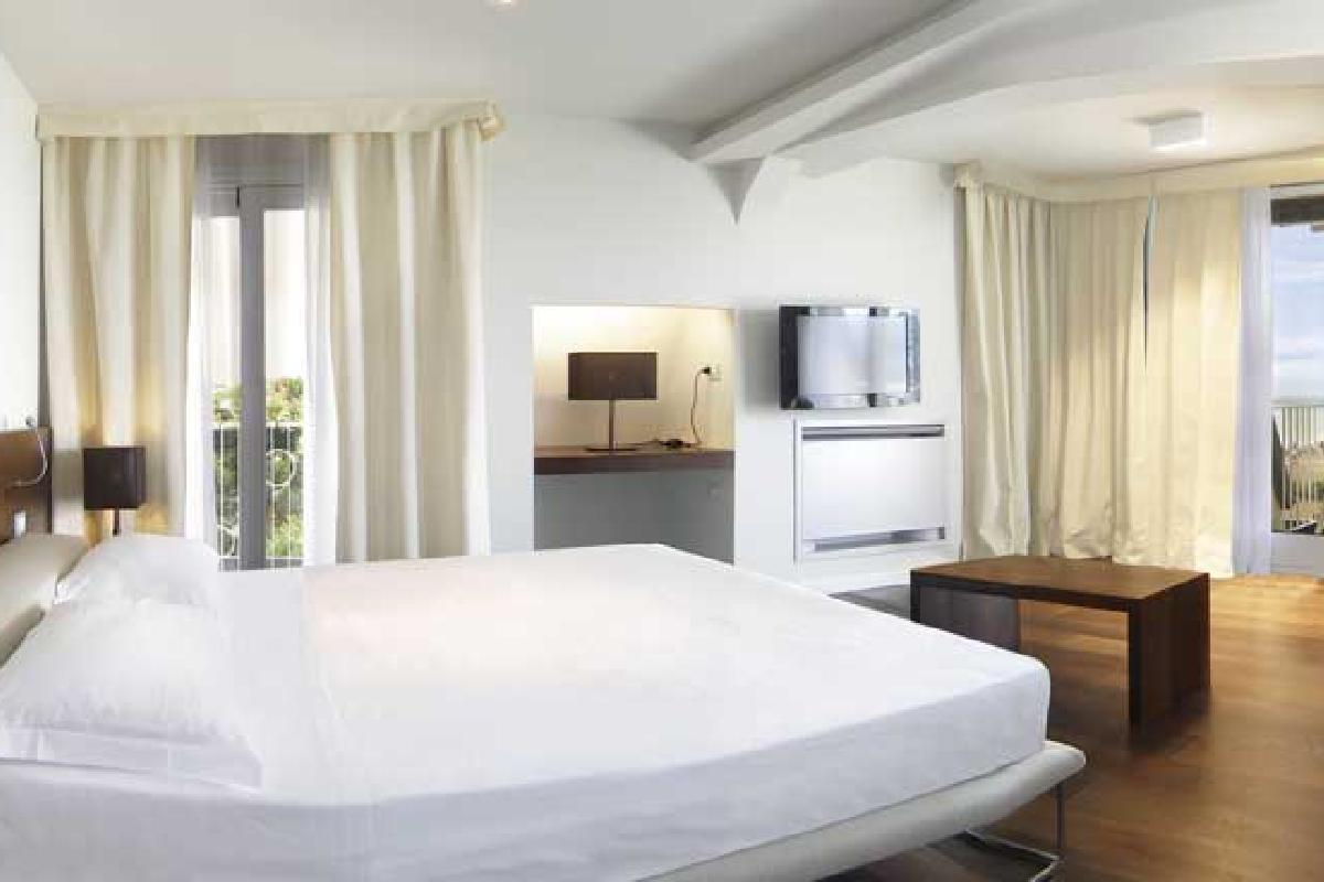 Suite Deluxe vista mare Fantinello Hotel