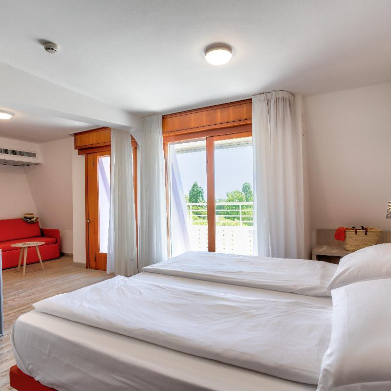 New Junior Suite with sea view Fantinello Hotel